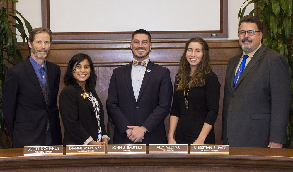 Emeryville City Council 2018