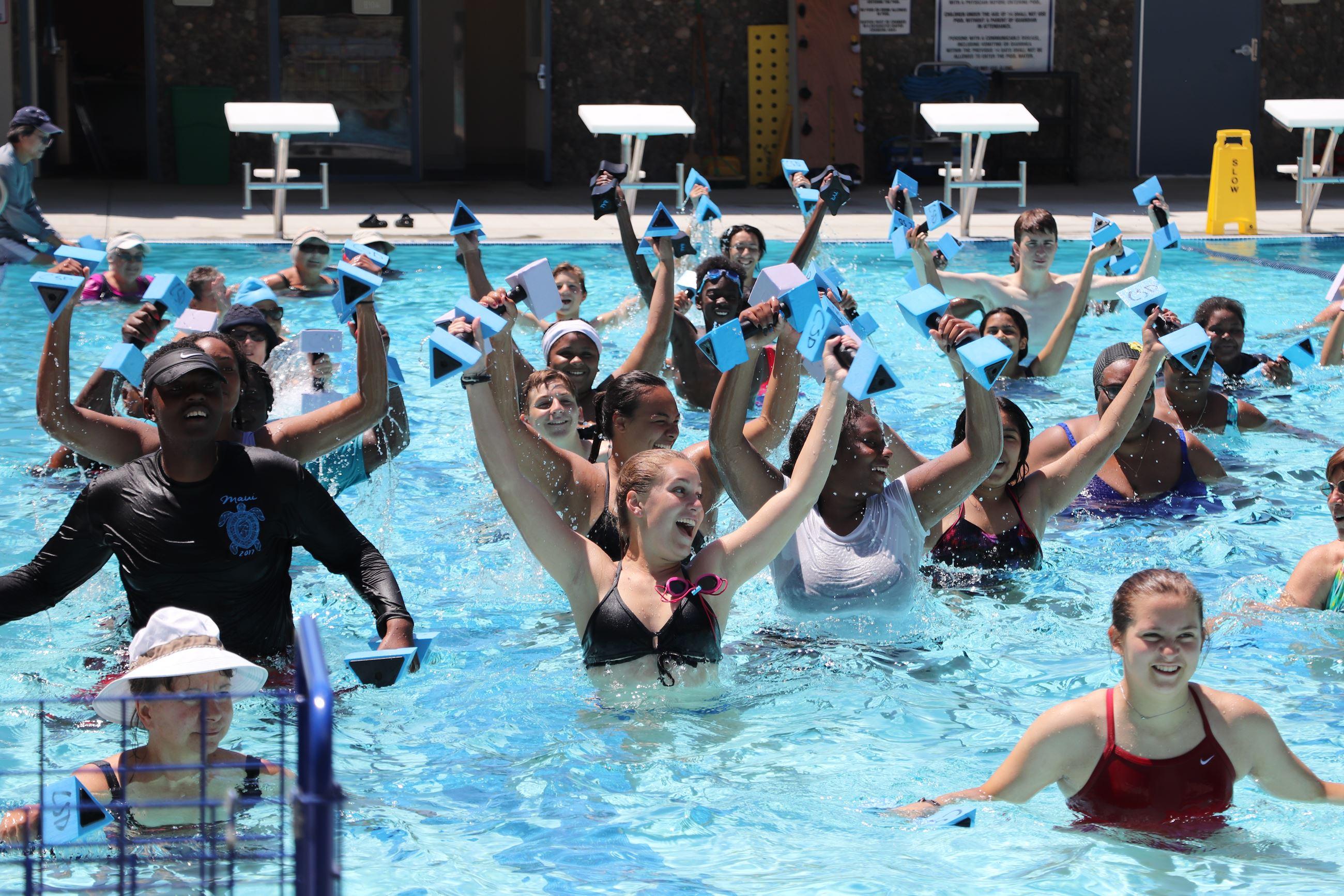 Aquatics | City of Emeryville, CA - Official Website