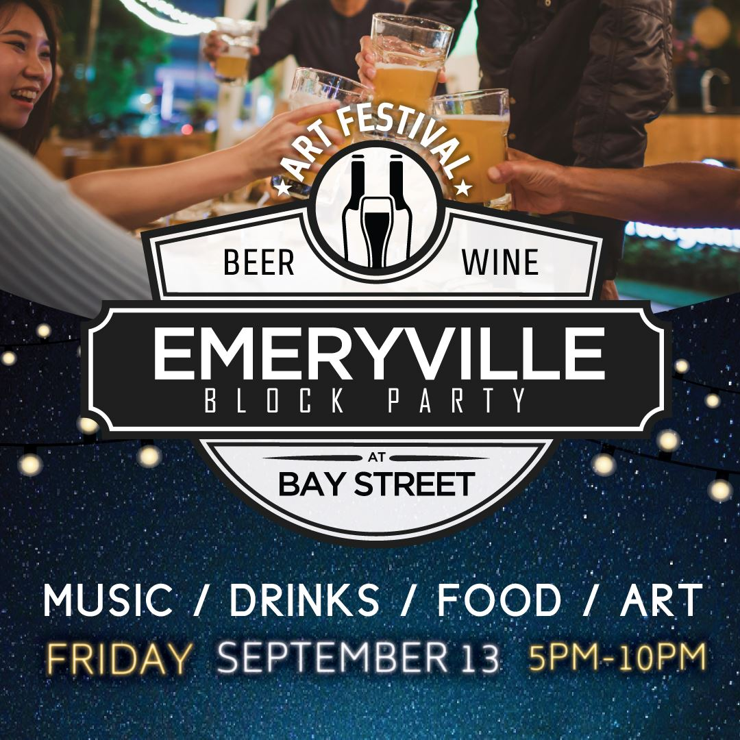 Emeryville Block Party at Bay Street