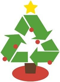 Recycle Your Christmas Trees