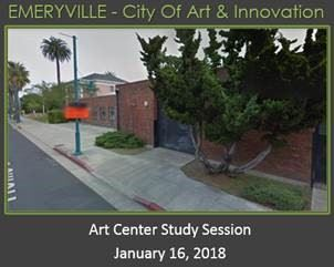 Art Center Request for Qualification and Proposals   City of