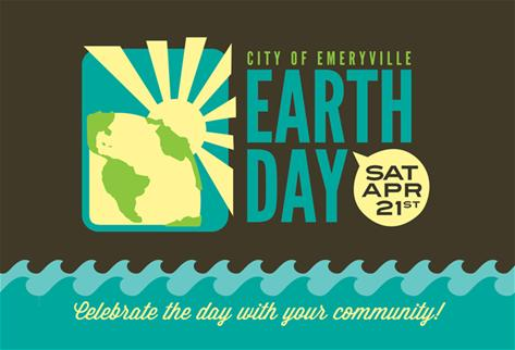 City of Emeryville Earth Day Celebration Image