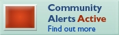active Community Alerts icon